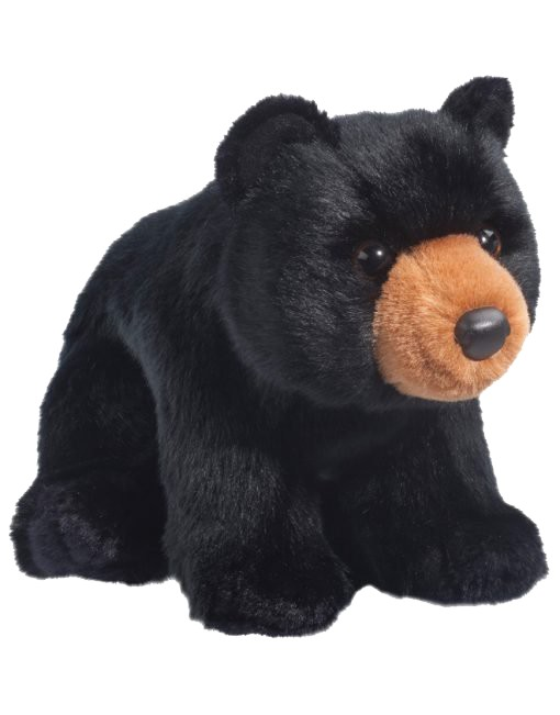 ALMOND BLACK BEAR