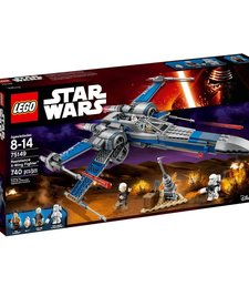 LEGO STAR WARS RESISTANCE X-WING FIGHTER