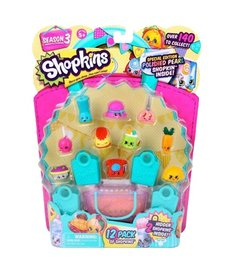 SHOPKINS - 12 PACK - SEASON 3