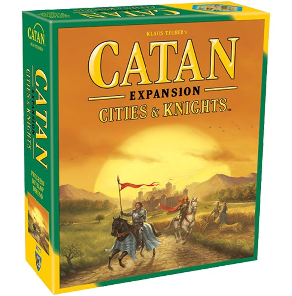CATAN EXPANSION: CITIES AND KNIGHTS