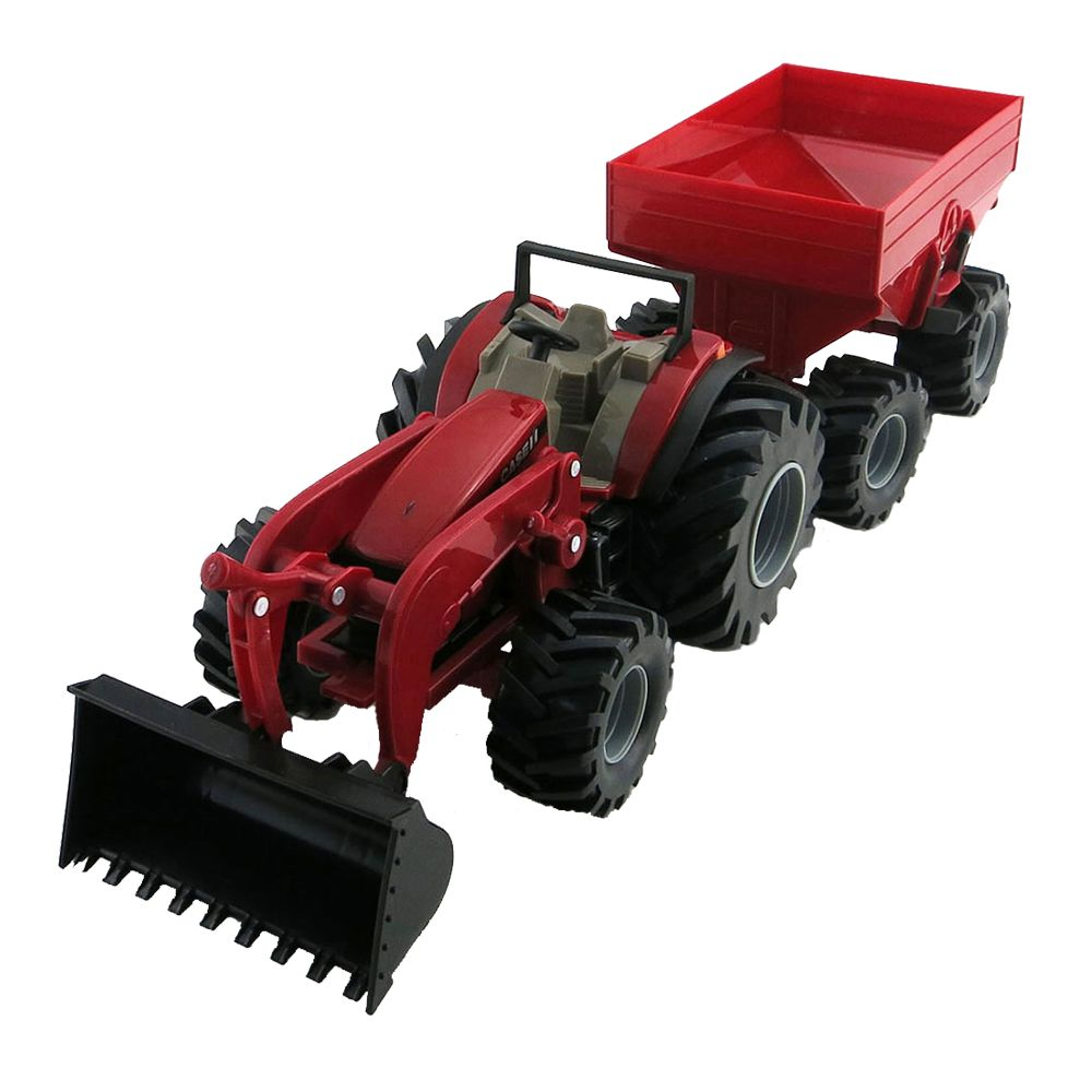 CASE IH - MONSTER TREAD TRACTOR