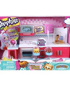 SHOPKINS HOT SPOT KITCHEN