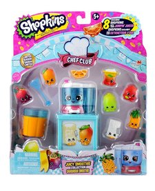 SHOPKINS - 8 PACK - SEASON 6