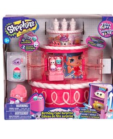 SHOPKINS - BIRTHDAY CAKE SUPRISE - SEASON 7