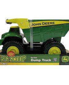 JOHN DEERE BIG SCOOP - DUMP TRUCK
