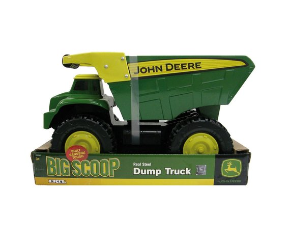 JOHN DEERE BIG SCOOP - DUMP TRUCK