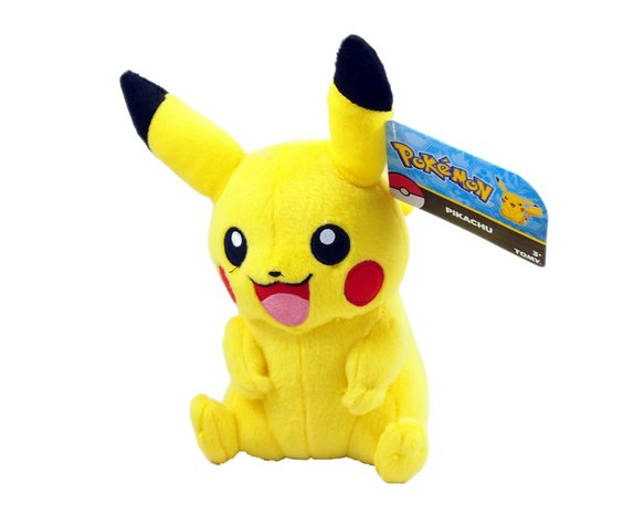 "POKEMON BASIC 8"" PLUSH"