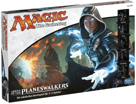 MAGIC THE GATHERING ARENA OF THE PLANES WALKER LARGE