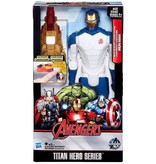 AVENGERS TITAN HERO LIGHT UP BATTLE