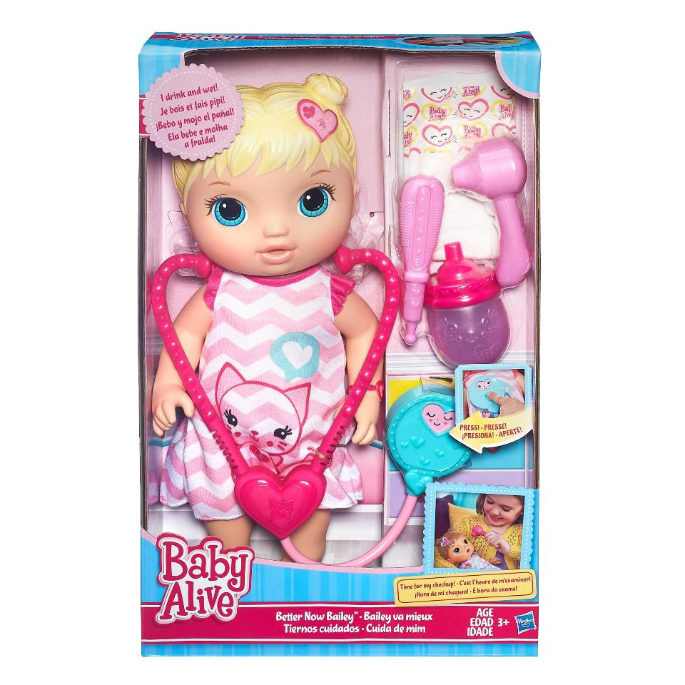 BABY ALIVE - BETTER NOW BAILEY
