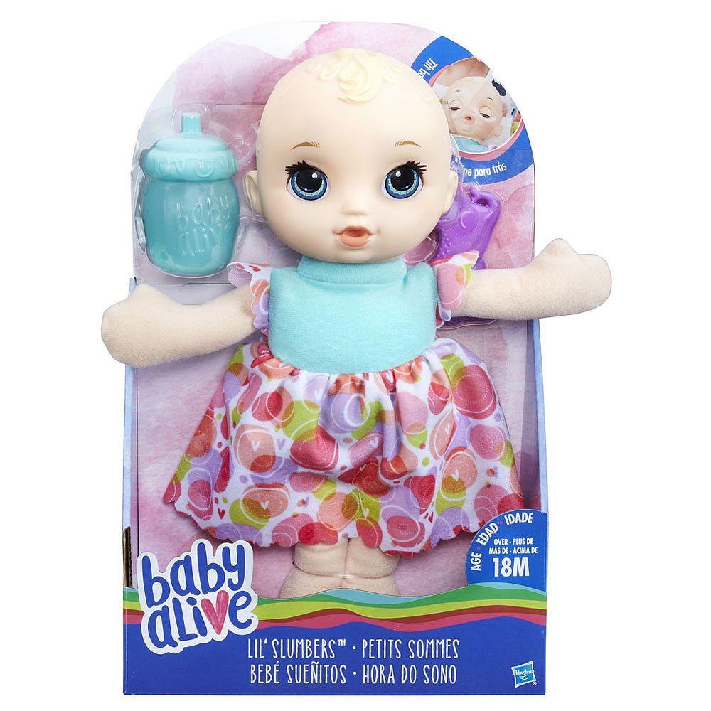 BABY ALIVE - LIL' SLUMBERS
