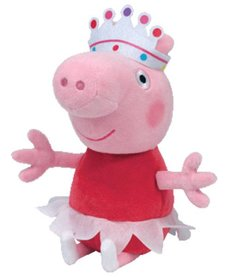 PEPPA PIG - SMALL - BALLERINA