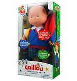 CAILLOU LEARNING DOLL