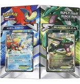BATTLE ARENA DECKS - KELDEO VS RAYQUAZA