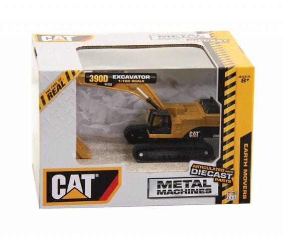 CAT METAL MACHINES - EXCAVATOR