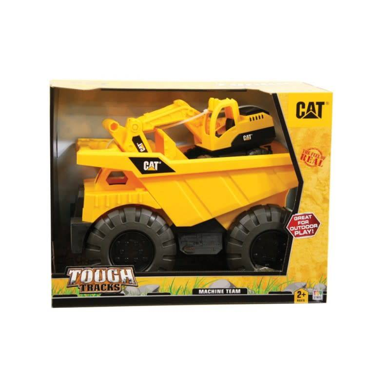 "CAT TOUGH TRACKS 15"" MACHINE TEAM"