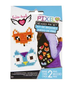 FASHION ANGELS - PIXEL BEADED PIN SET