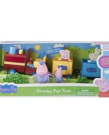 PEPPA PIG - GRANDPA PIGS' TRAIN