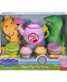PEPPA PIG - TEA PARTY