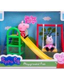 PEPPA PIG PLAYGROUND FUN