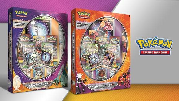 ULTRA BEASTS GX - PREMIUM COLLECTION BOX