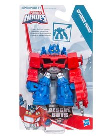 TRANSFORMERS - RESCUE BOTS - NON-CHANGE FIGURE
