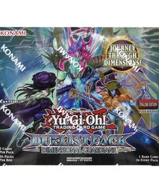 DUELIST PACK - DIMENSIONAL GUARDIANS BOOSTER BOX
