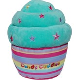 CANDY CUDDLES - CUPCAKE PILLOW