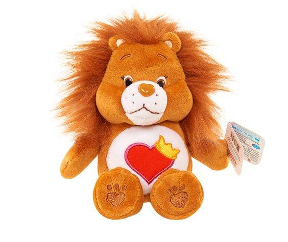 CARE BEARS BRAVE HEART LION