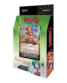 CARD FIGHT VANGUARD - TRIAL DECK - FLOWER PRINCESS