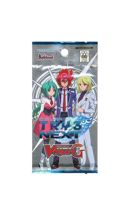 CARDFIGHT VANGUARD - TRY 3 NEXT - BOOSTER PACK