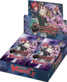 DEMONIC ADVENT - BOOSTER BOX