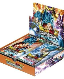 DRAGON BALL Z SUPER - BOOSTER BOX