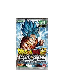 DRAGON BALL Z SUPER - BOOSTER PACK