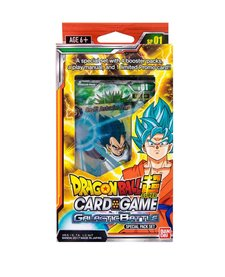 DRAGON BALL Z SUPER - SPECIAL PACK SET