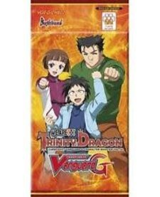 TRINITY DRAGON VOL 2 - BOOSTER PACK