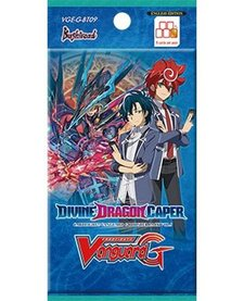 VANGUARD DIVINE DRAGON CAPER BOOSTER PACK