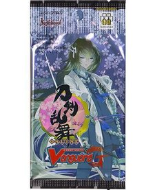 VANGUARD TOUKEN RANBU 2 BOOSTER PACK