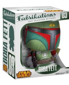 STAR WARS FABRIKATIONS BOBA FETT
