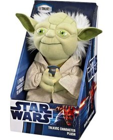 STAR WARS PLUSH - YODA