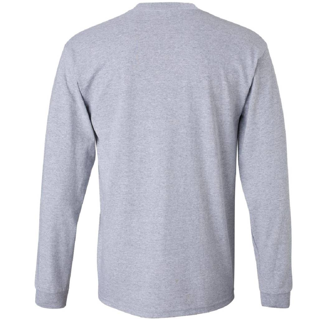 Gildan Gildan Ultra Cotton Longsleeve T-Shirt (Sport Grey)