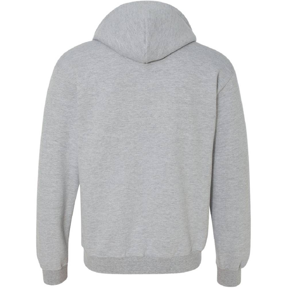 Gildan Gildan Premium Cotton Ringspun Hooded Sweatshirt (Sport Grey)
