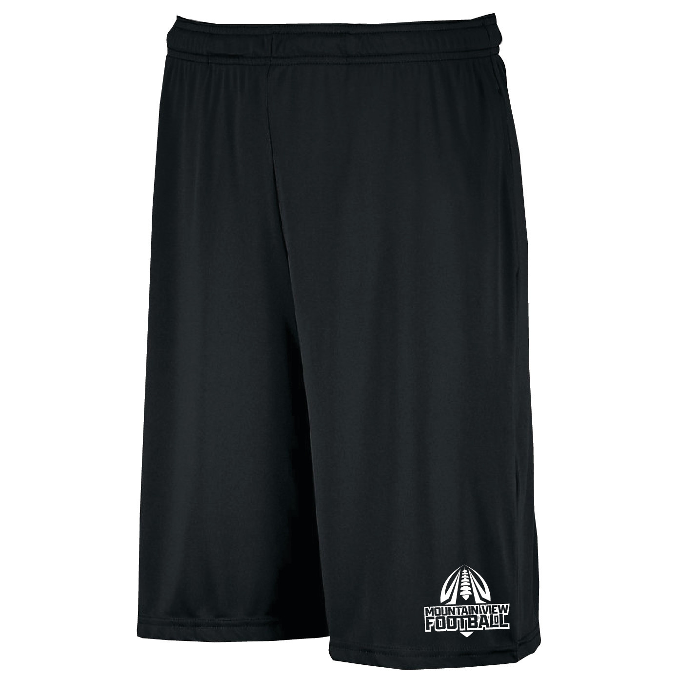 DRI-Power Essential Performance Short w/Pockets (Black)