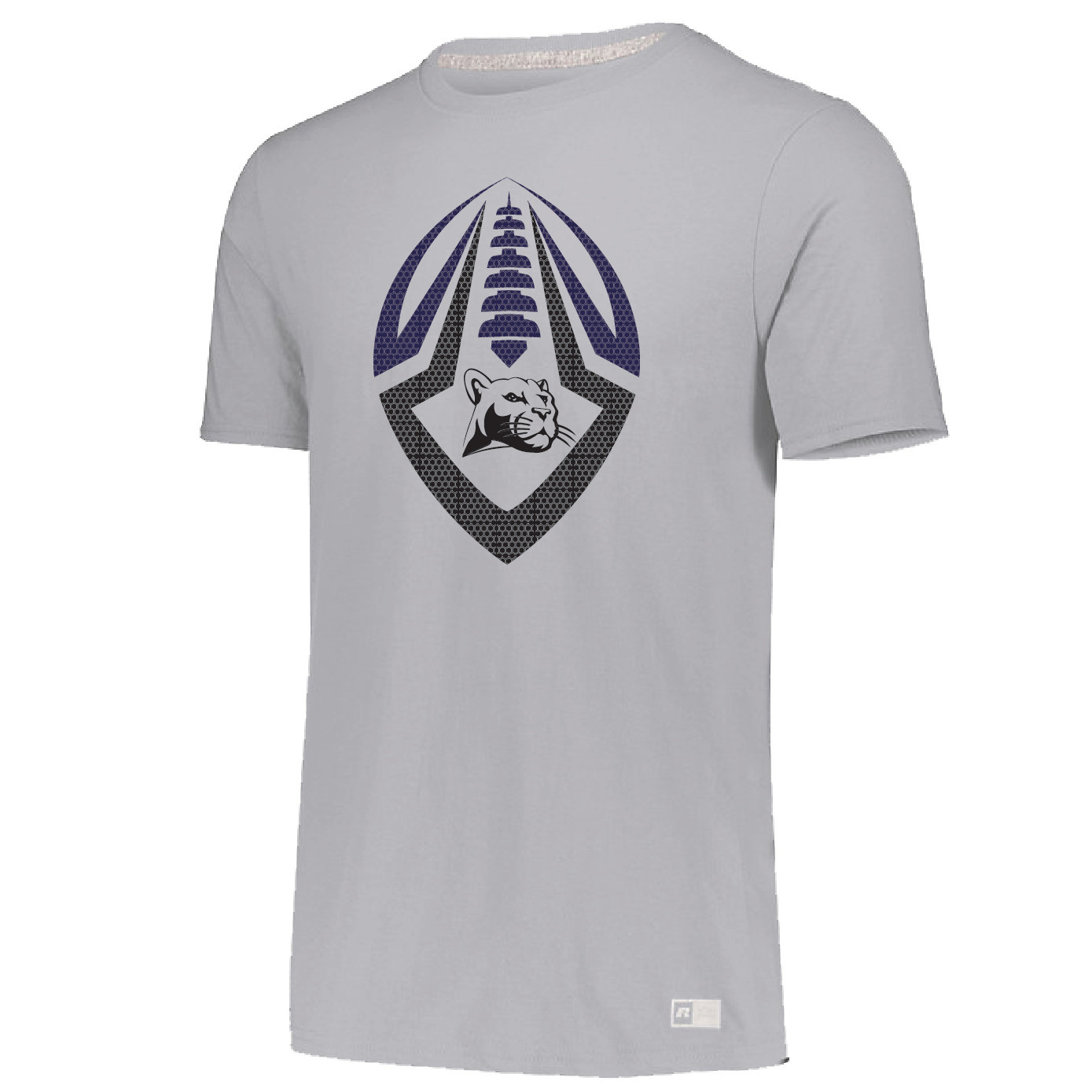 Jerzees Dri-Power T-Shirt (Athletic Grey)
