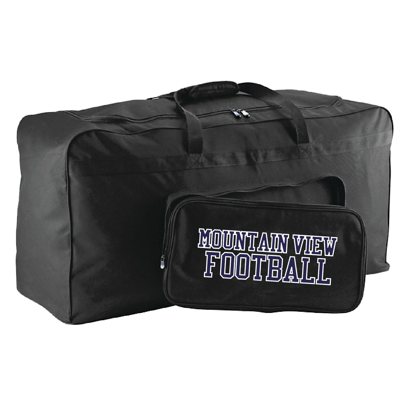 Large Equipment Bag (Black)