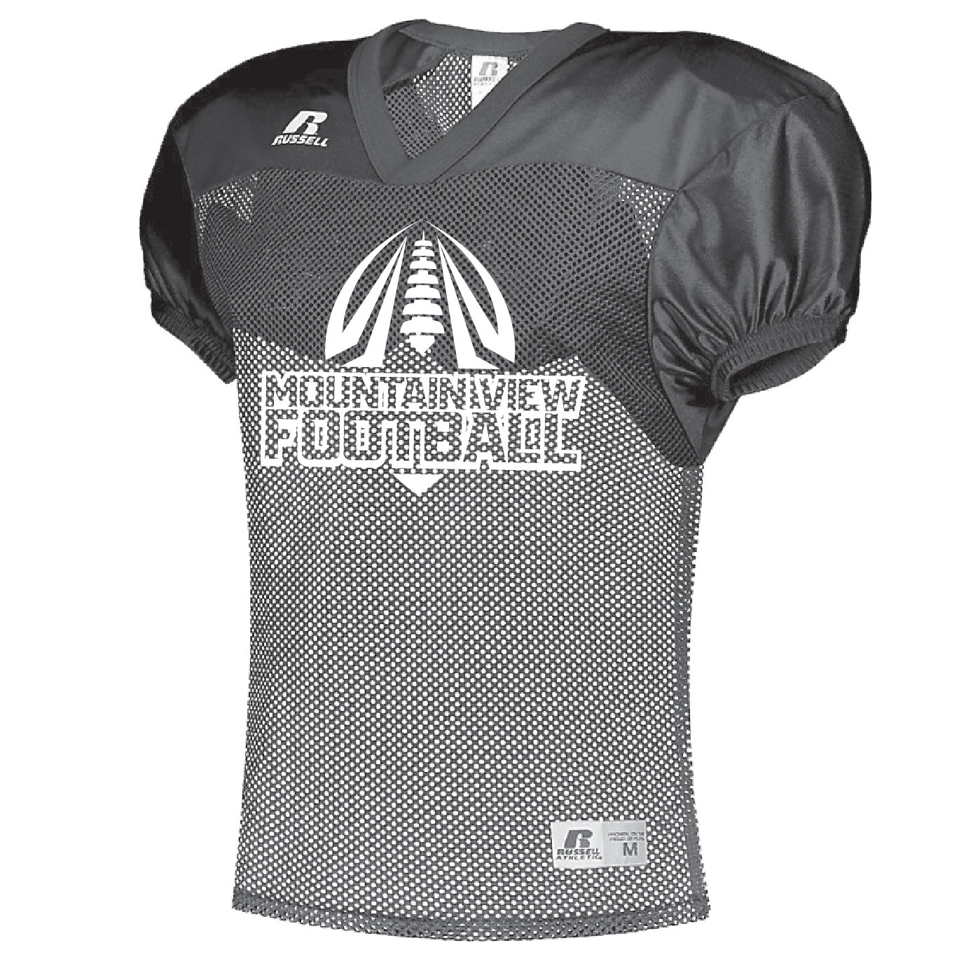MVHS Football Practice Jersey
