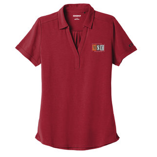 Ogio Ogio Ladies Limit Polo (Signal Red)