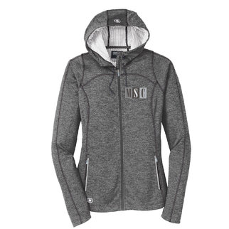 Ogio Ogio Endurance Ladies Pursuit Full-Zip (Diesel Grey)