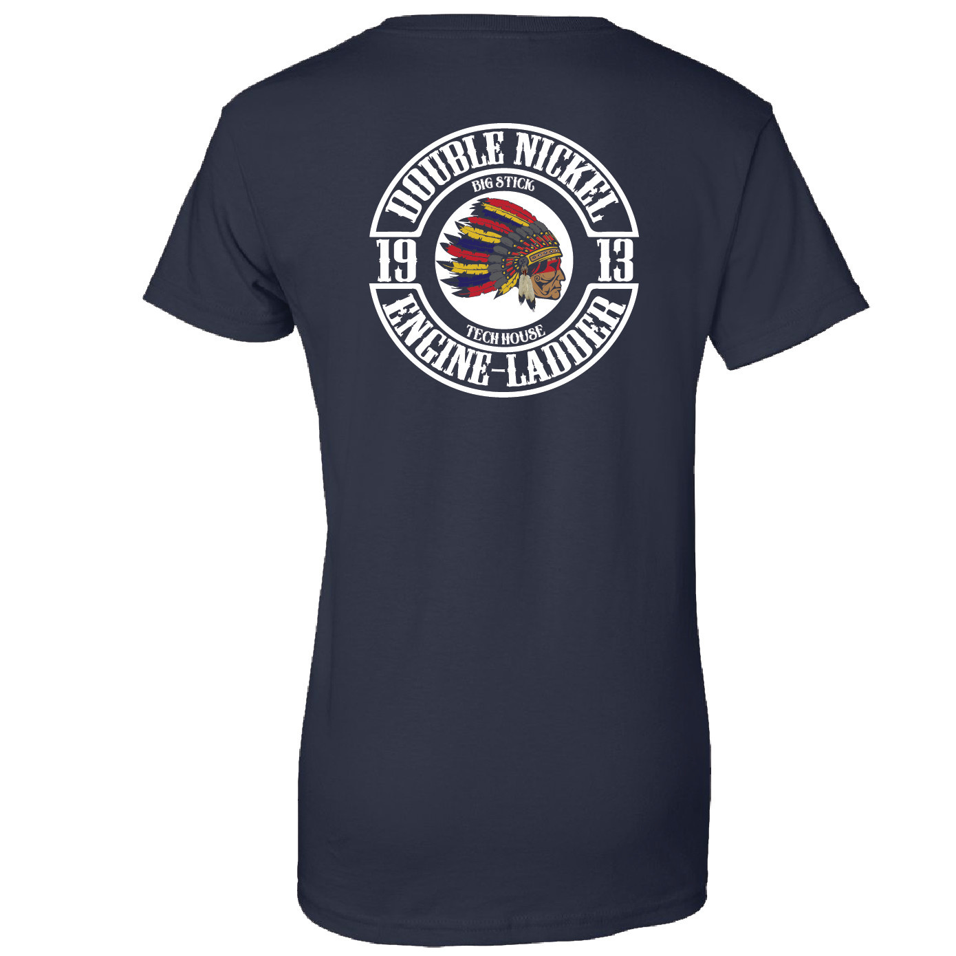 Gildan Gildan Ladies Ultra Cotton T-Shirt (Navy)
