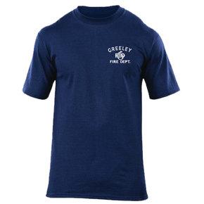 Station Wear T-Shirt (Navy)